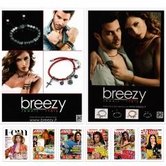 Collage copertine riviste nazionali