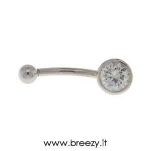 Piercing in argento